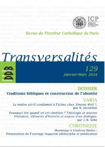 Transversalités 129
