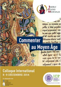 couv. colloque commenter
