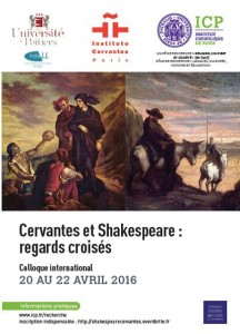 Shakespeare et Cervantes